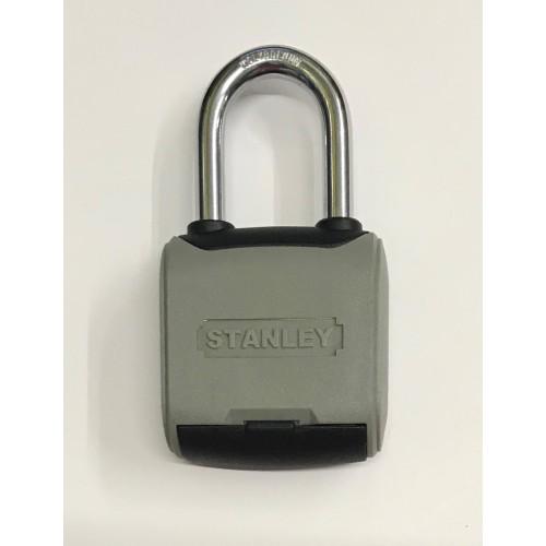 Stanley S742-088 Stanley Kilit 70 mm 4 Şifreli Marine Korulamalı