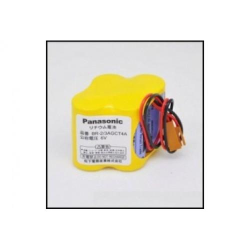 Lithium Batttery 6V 4*6205 Panasonic Soket